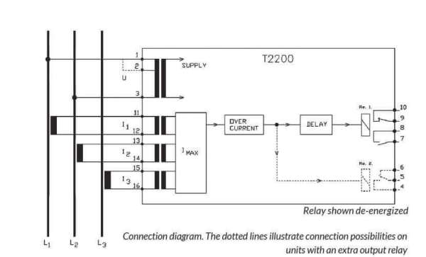T2200 Connection Diagram SELCO USA