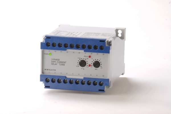T2900 Differential Current Relay SELCO USA
