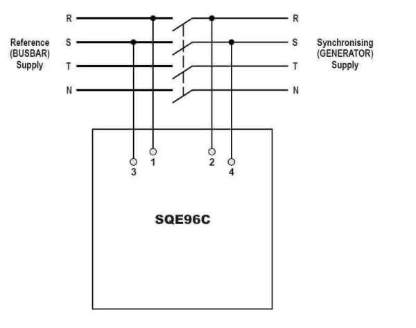 SQE96C Connection SELCO USA