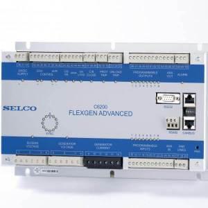 C6200 FlexGen Generator Controller