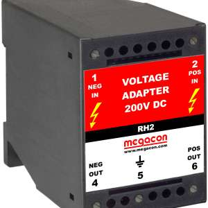 RH2 - Voltage Adapter 60VDC to 200VDC