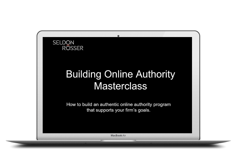 Seldon-Rosser-Master-Class-Building-Online-Authority-Program