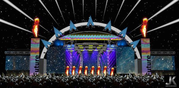 Supernova Stage