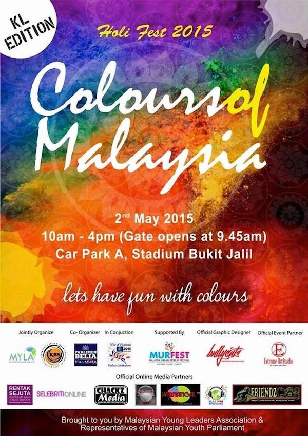 Colours Of Malaysia 2015