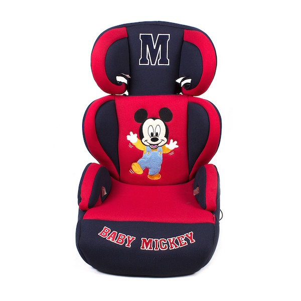 Disney Mickey High Back Booster Seat