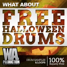 whataboutfreehalloweendrumscover-230x230