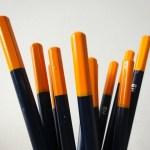 使わない鉛筆をどうしたら整理できるのか・・・。