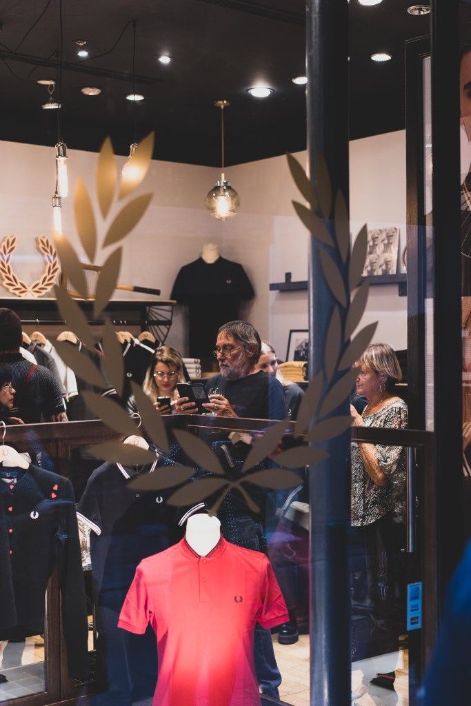 REPORT: FRED PERRY BLACK CHAMPAGNE NIGHT CHEZ VICTORY (Toulouse)