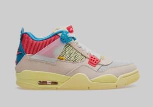 Union-LA-Air-Jordan-4-Guava-Release-Date