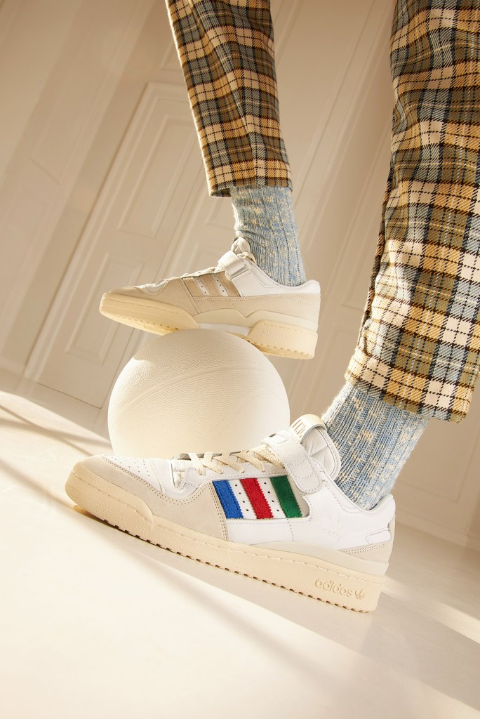 END. x adidas Forum Low « Friends and Forum »