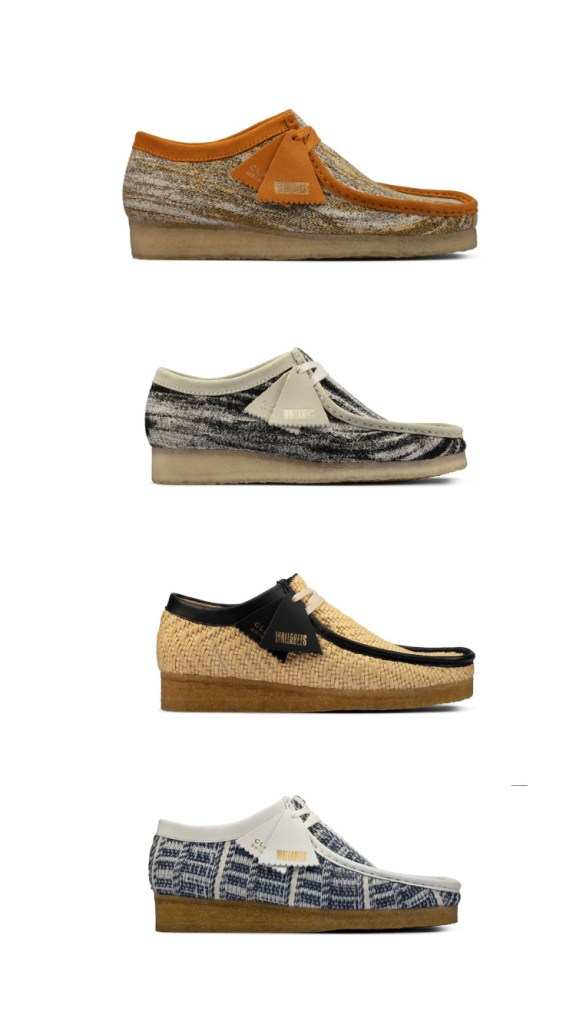 New Clarks Wallabee Spring / Summer 2021