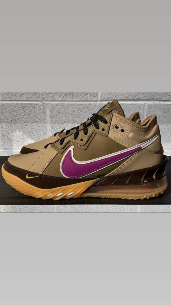 Nike LeBron 18 Low « Viotech »