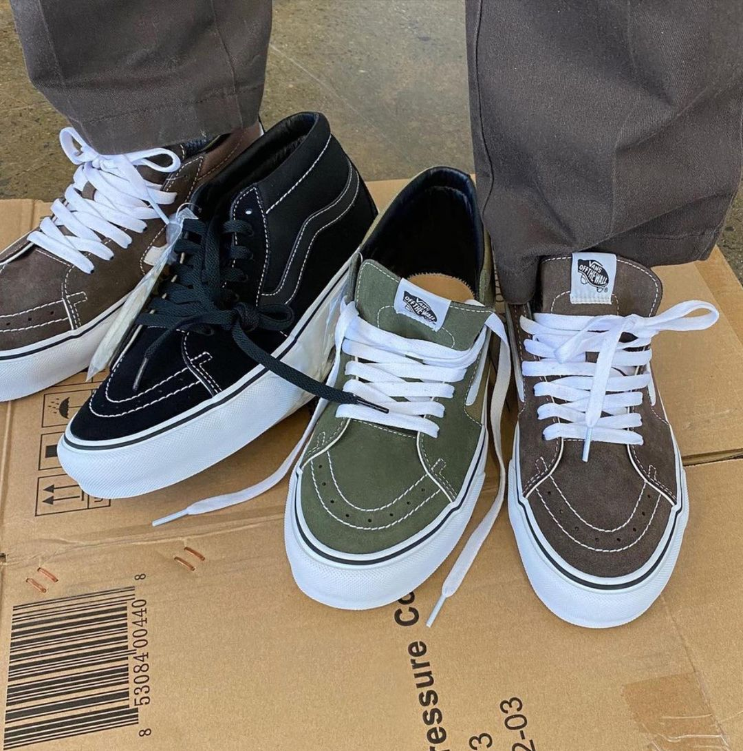 Collection KITH x Vans Vault Slip-On LX - SELECTA BISSO
