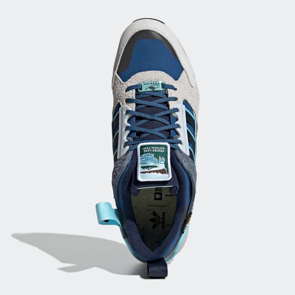 National Park Foundation x adidas ZX 10000C « Crater Lake »