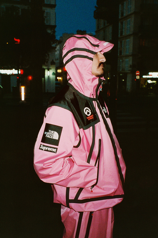 Collection SUPREME x THE NORTH FACE