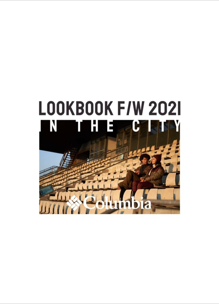 Columbia collection Fall/Winter 2021 « In the City »