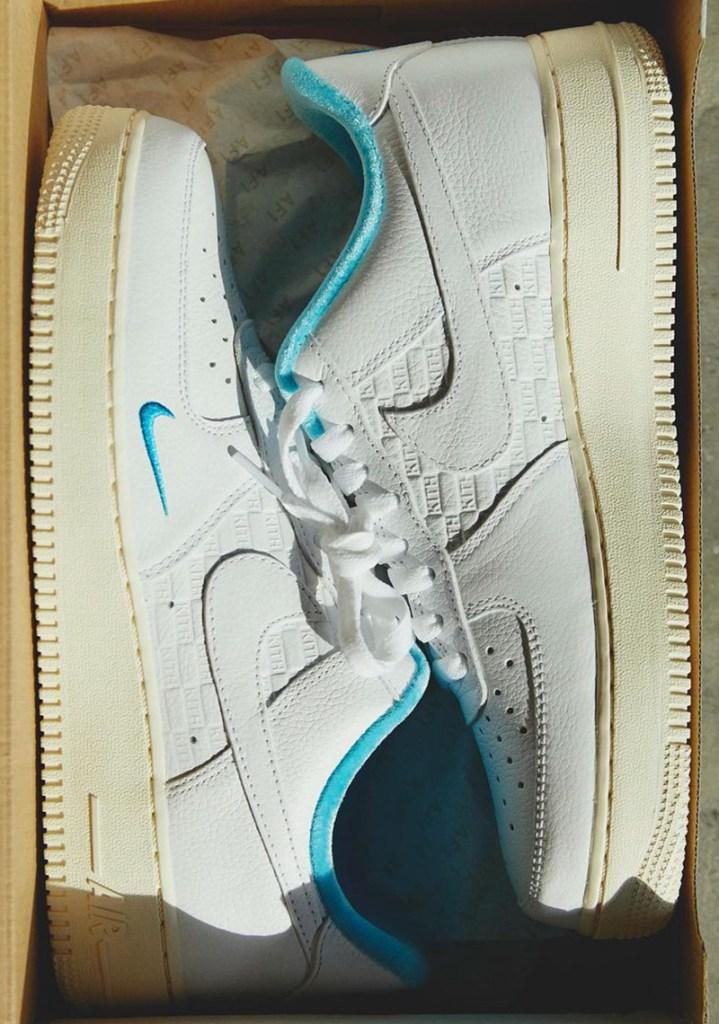 KITH x Nike Air Force 1 « Hawaii »