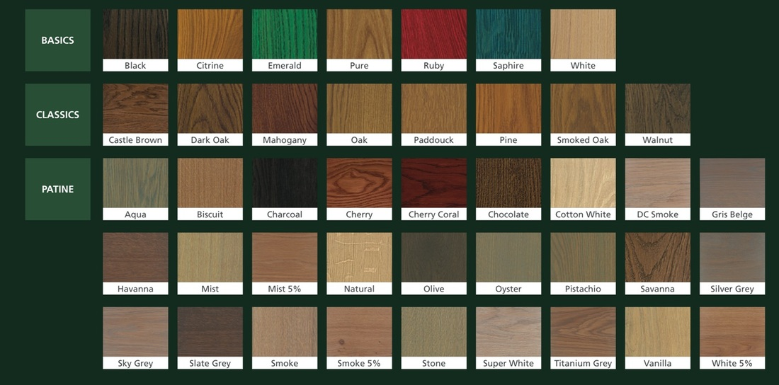 Image result for rubio monocoat color guide