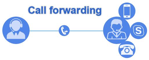 Call Forwarding - The Basics