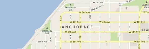 Anchorage-map