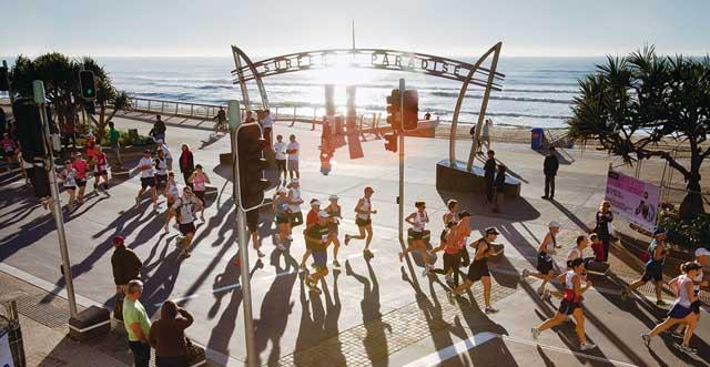 ゴールドコーストマラソンのネット申し込み方法完全版ーシニアでも簡単にエントリーできる