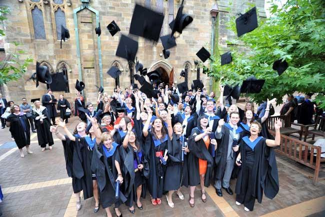 大学進学率世界1位! オーストラリアのトップ学校学力ランキング