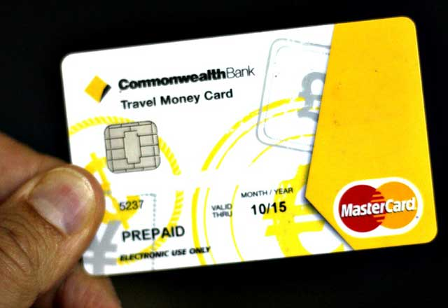 Travel-Money-Card