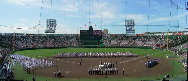 2015年夏の高校野球の見所と海外で高校野球を見る方法