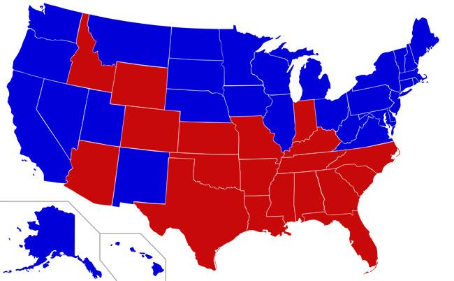 体罰を容認する米国
