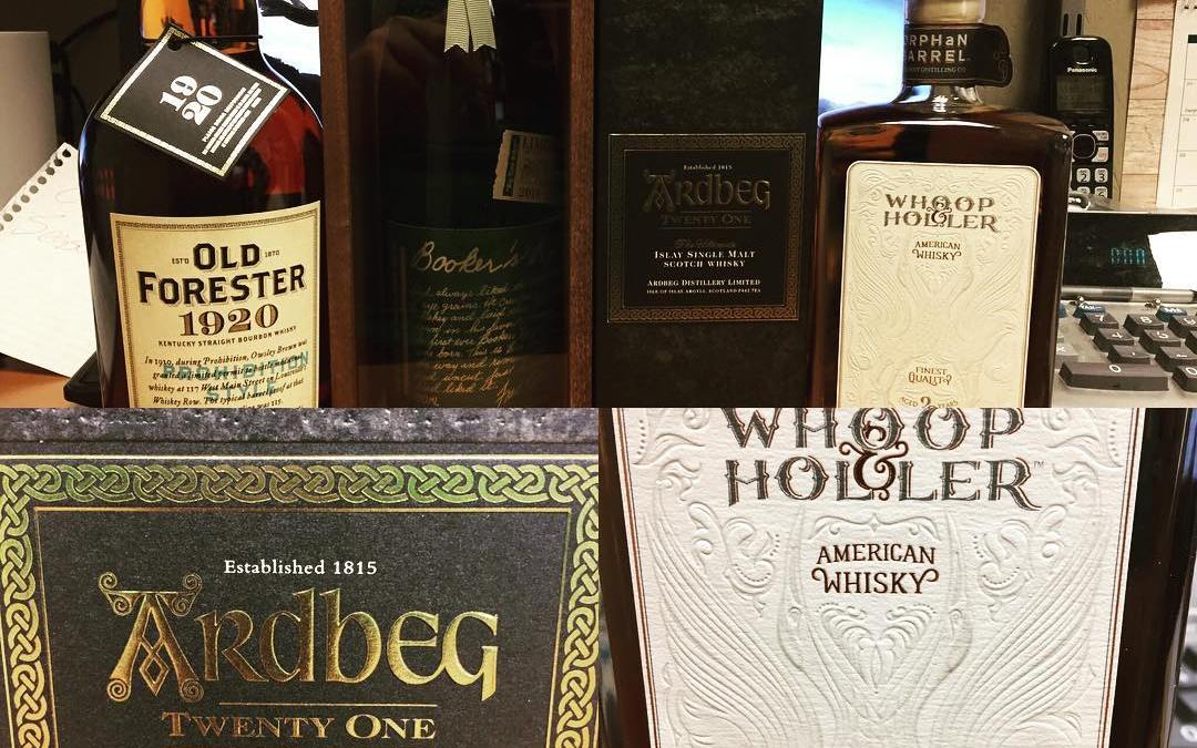 New whiskeys now in stock at our Perkins Rd location! Some of these are very…