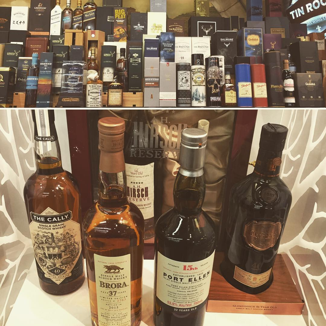 Looking for high end & hard to find scotch for Christmas gifts? We ...