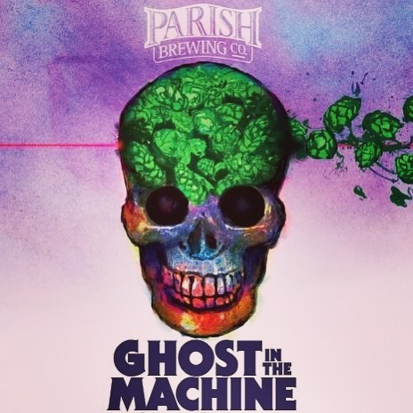**ATTENTION** @parishbrewingco Ghost in the Machine will be available at our Perkins Rd location at…