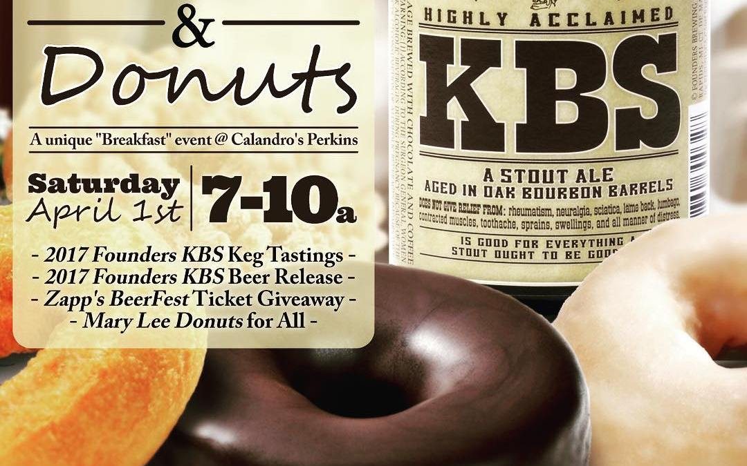 2017 @foundersbrewing #kentuckybreakfaststout release on April 1st at our Perkins Rd location! https://www.facebook.com/events/169501980231130??ti=ia #beer #release…