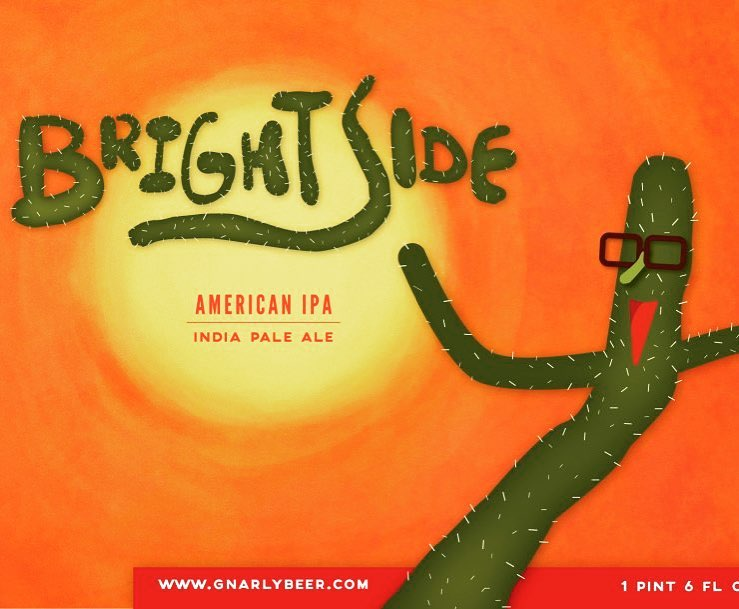We still have some @gnarlybarley Brightside available at Perkins Rd! #beer #cases #freshhops #instaslam #boom…