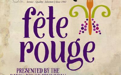 We're there and it's all happening at @laubergebr for @epicureanbr's #FêteRouge 2017! Join us next…