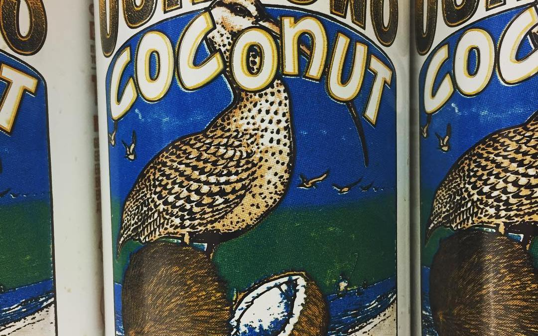 @chandeleurbeer Curlew's Coconut Porter is now in stock at our Perkins Rd location! #beer #gulfportbrewskies…