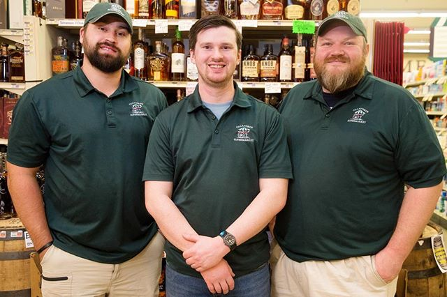 Meet the staff of our infamous Beer, Wine and Liquor department at the Perkins Rd…