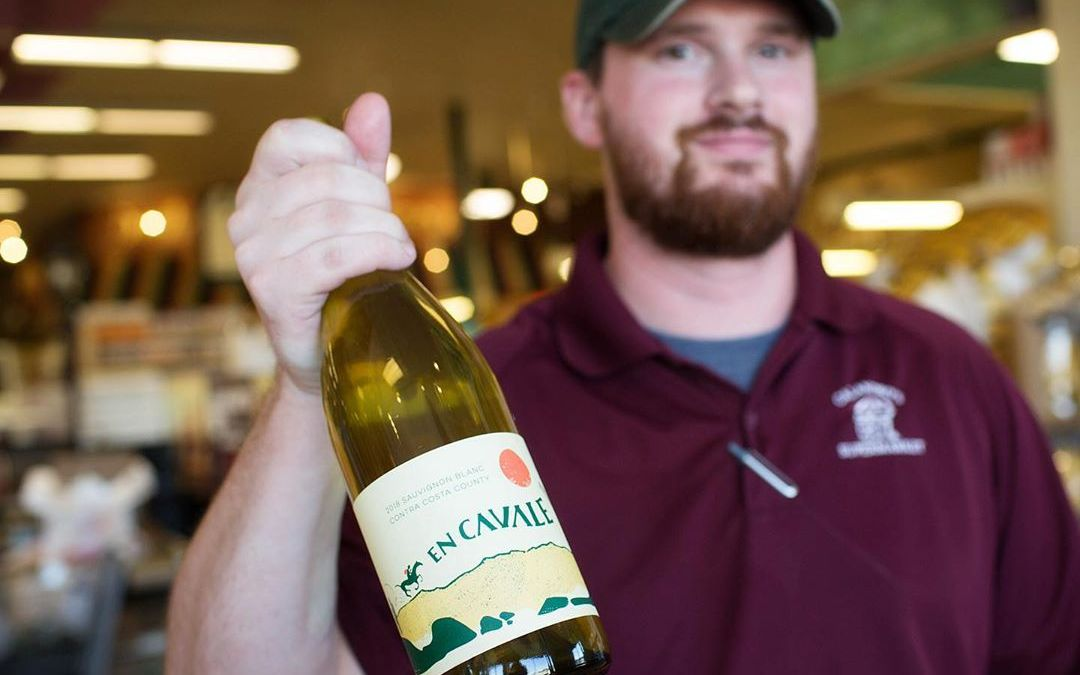 #wineofthemonth is here for September with En Cavale Sauvignon Blanc This citrusy white is from…