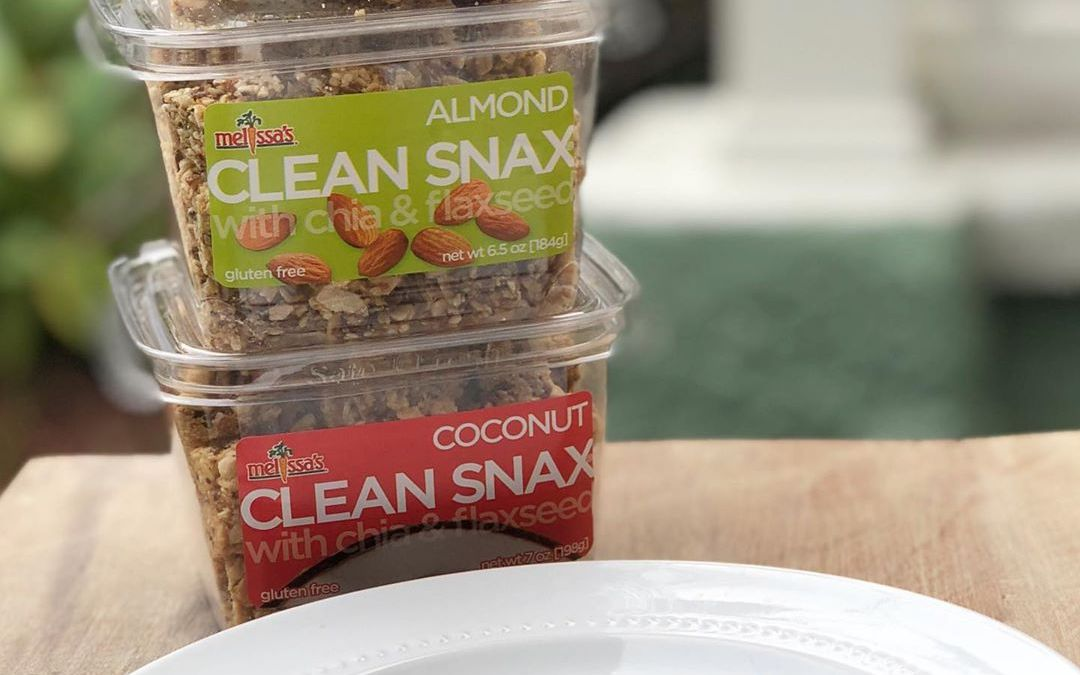 In a snack rut ?! Check out these @clean_snax granola bites made with chia and…