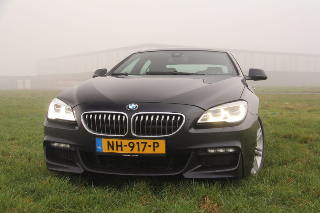 BMW 640xd Gran Coupe High Executive M pakket