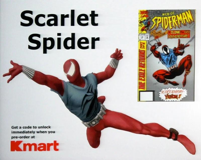 Spider-Man Shattered Dimensions - Scarlet Spider