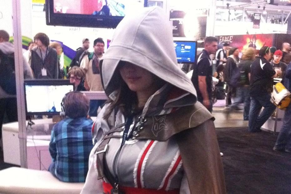 Cosplay de Assassin's Creed - Woman