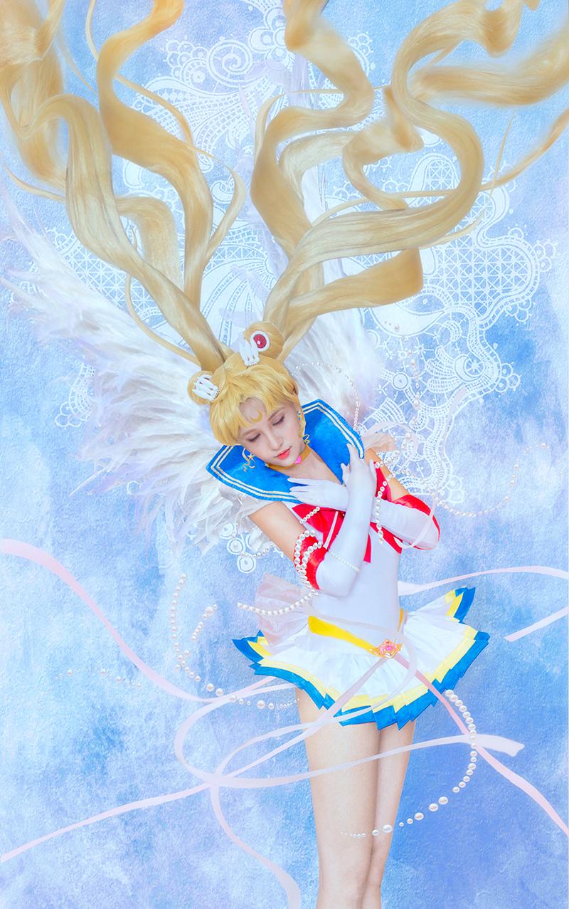 Sailor Moon - Usagi Tsukino Cosplay - Serena Tsukino - 05