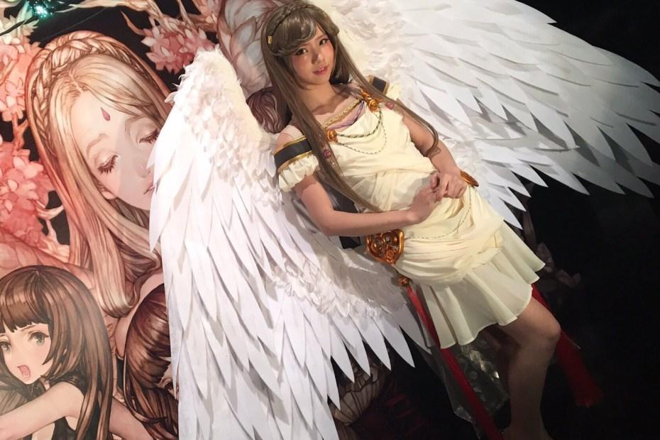 Tree of Savior - Linda cosplay da deusa Laima - Por enako_cos