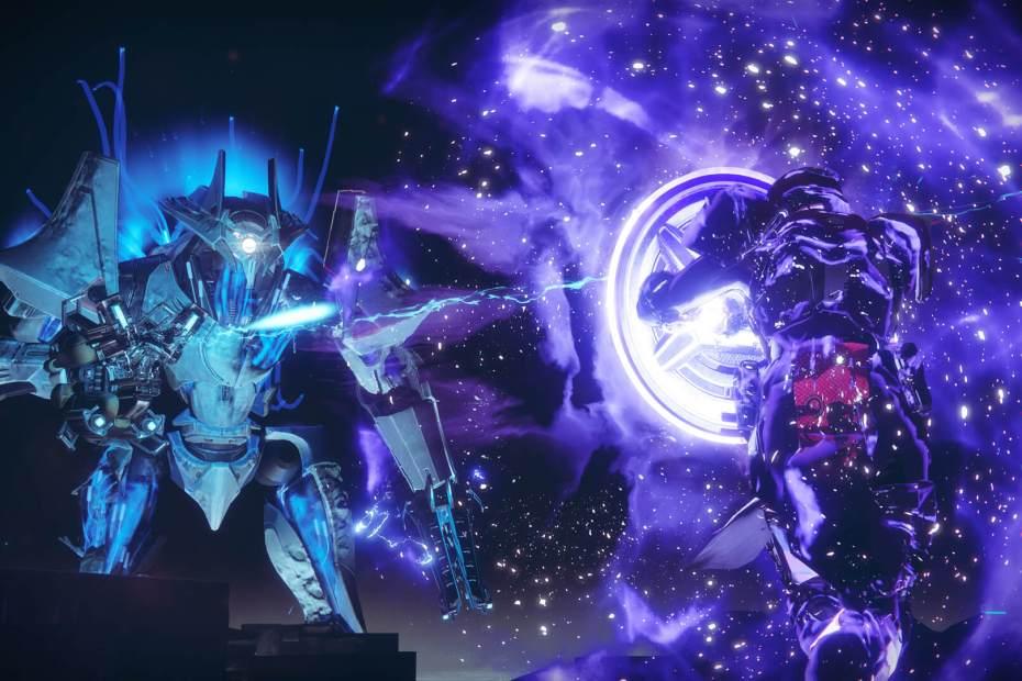 Destiny 2 - Titan Sentinel Screenshot Full HD - Sentinelas