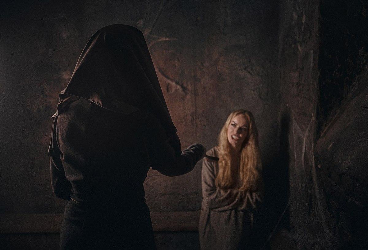 Cersei e Septã Unella - Game of Thrones Cosplays