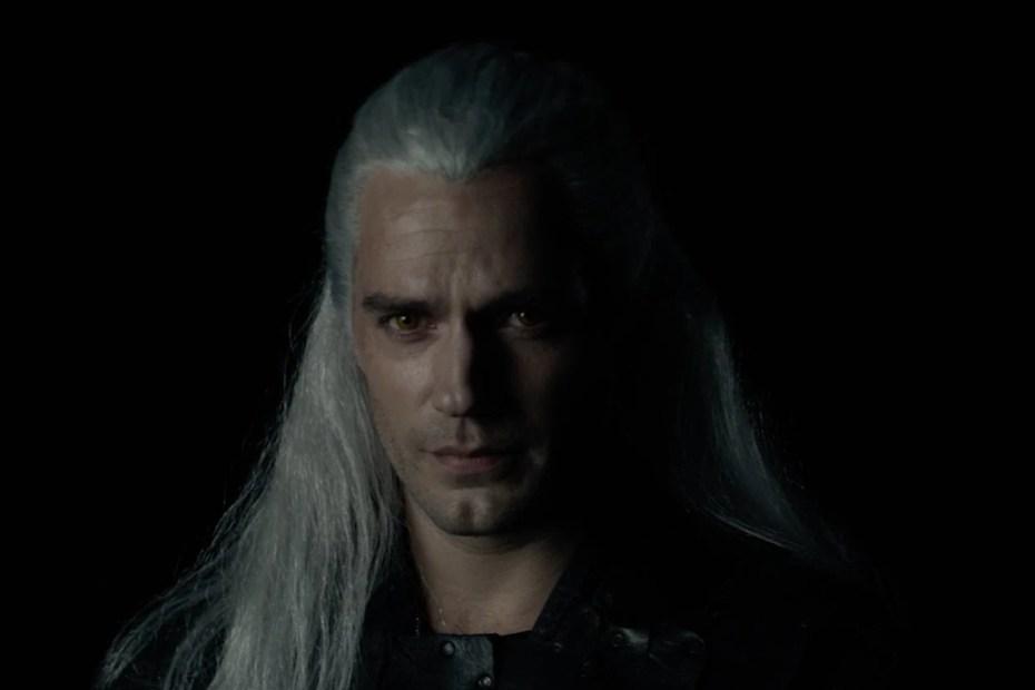 Henry Cavill como Geralt de Rivia - Foto Topo 2