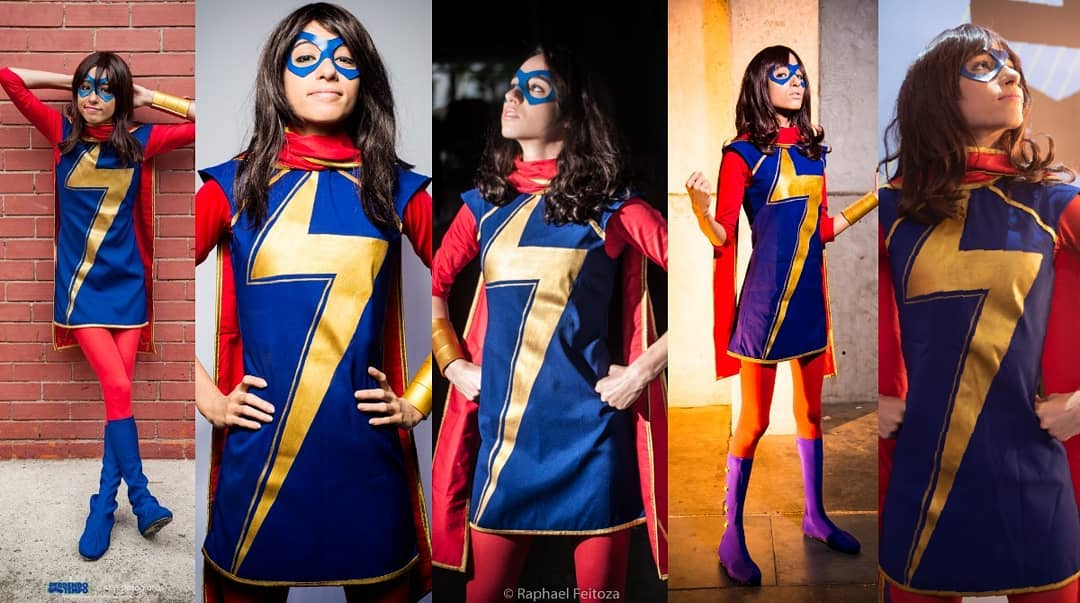 Miss Marvel - Kamala Khan Cosplay 05