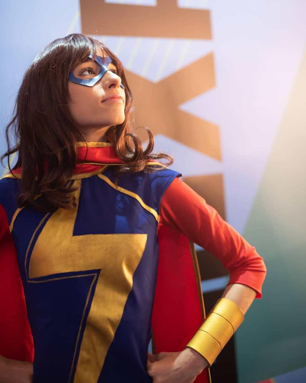 Miss Marvel - Kamala Khan Cosplay