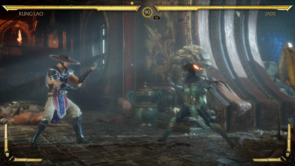 Mortal Kombat 11 - Review - Luta